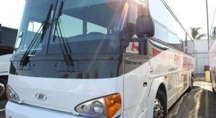 tour bus transportation