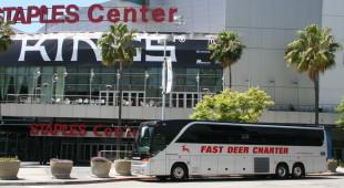 charter bus company
